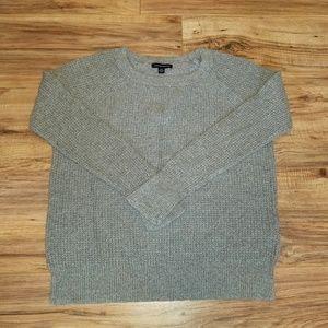 3/ $12 American Eagle Waffle Knit Sweater